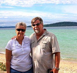 Tony & Kathy