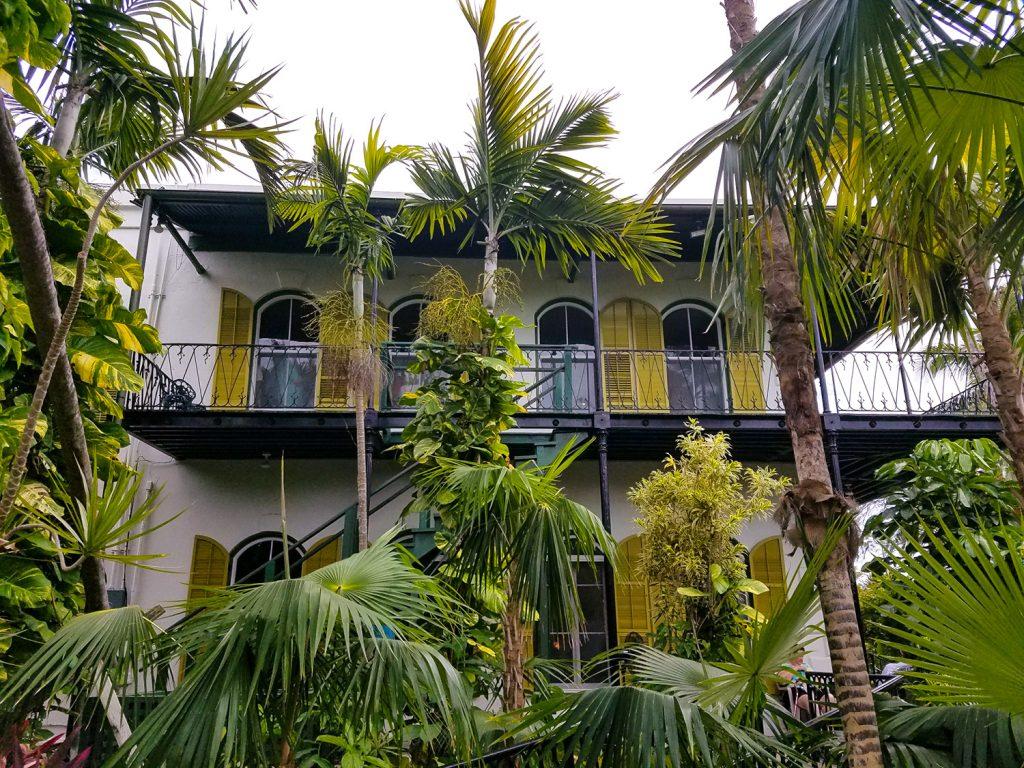 Florida Keys Hemingway House