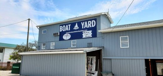 The Boatyard at Buckeye Lake
