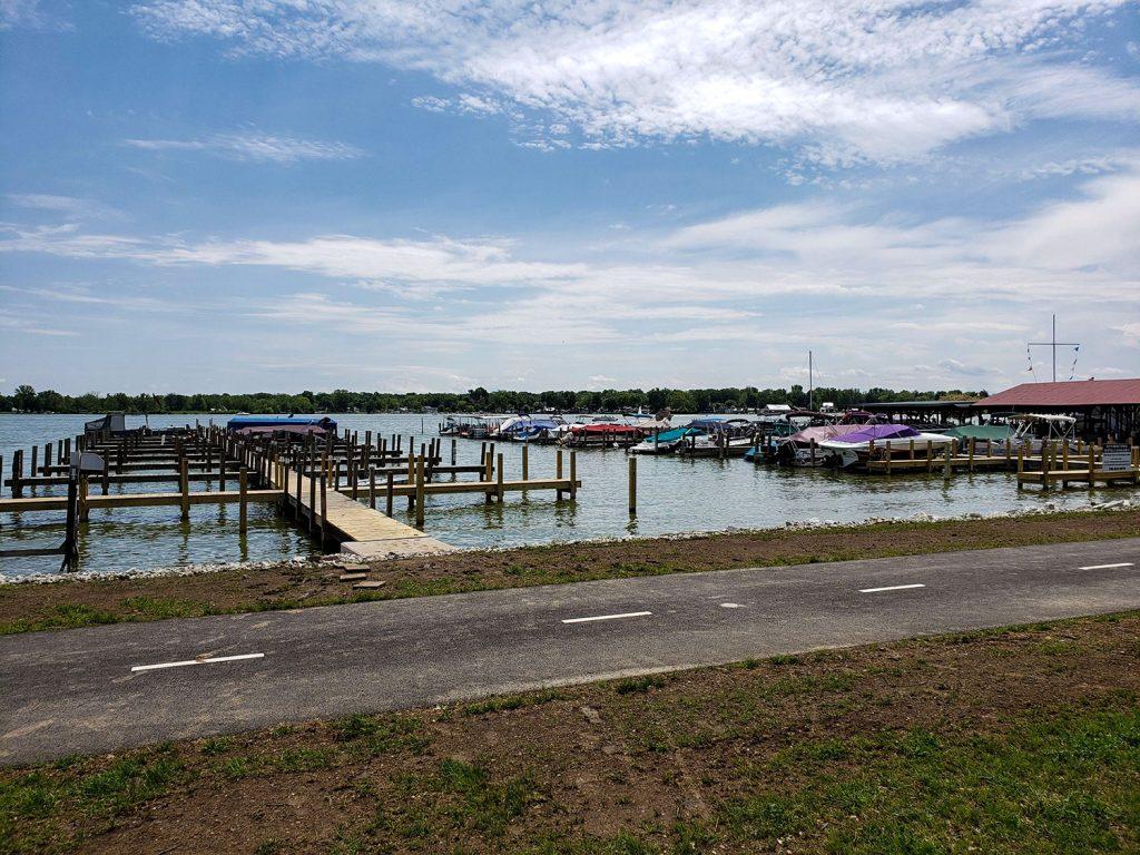 The Boatyard at Buckeye lake